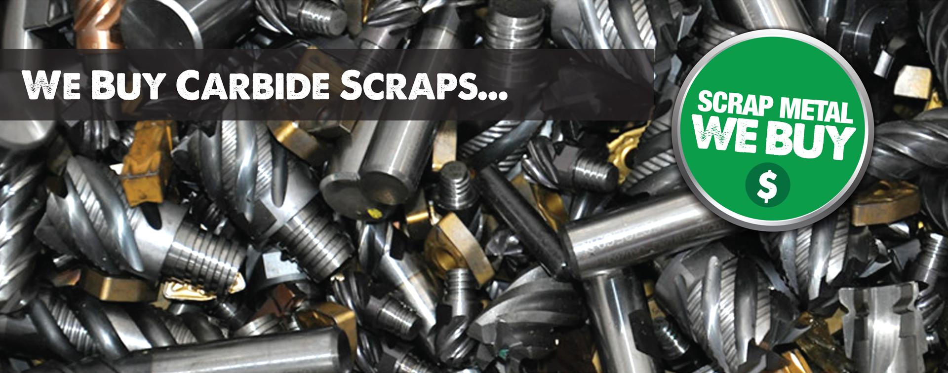 Carbide Scraps