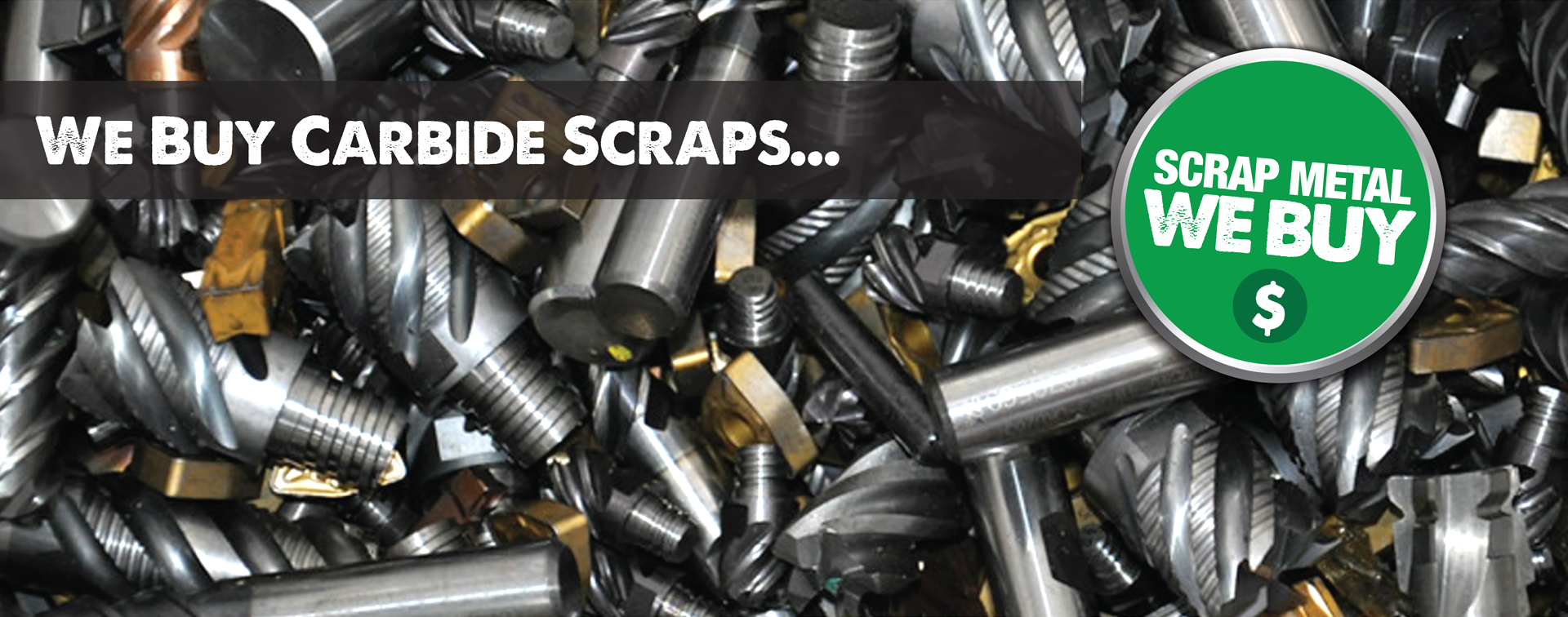 Carbide Scraps - Astro City Scrap Metal