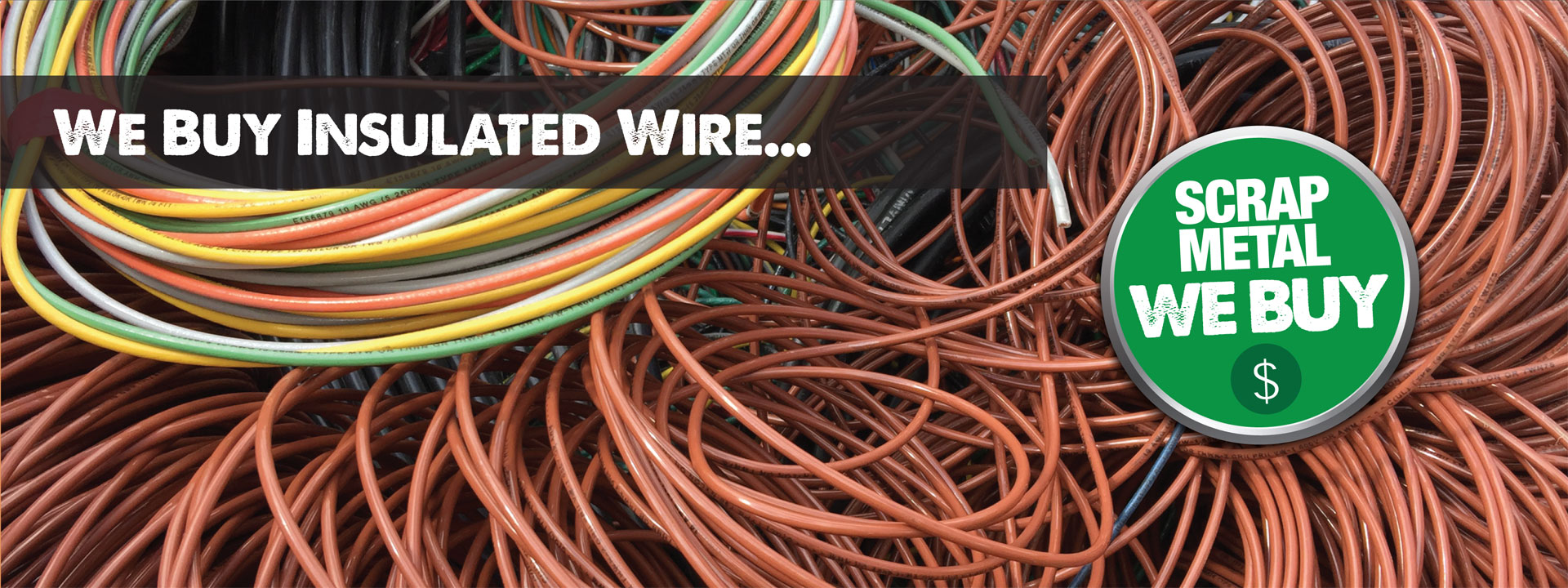 Insulated Wire - Astro City Scrap Metal