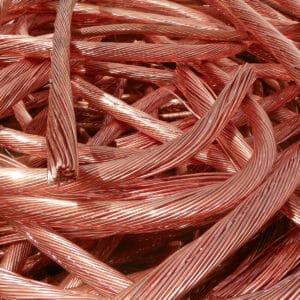 Houston TX Copper Scrap Metal Recycling